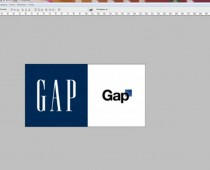 The New Gap Logo