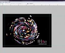 Design a 4x6 postcard