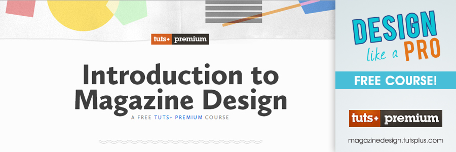 Complete Magazine Design Course
