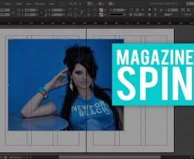 Magazine Spines